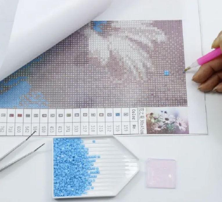 Čemu věnovat pozornost při nákupu obrázků diamantového malování